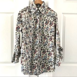 Fine Garments by Bell Floral Shirt